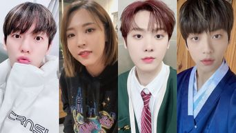 4 K-Pop Idols From Different Groups Who Look Like Siblings