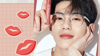 Golden Child's BoMin Is A Heartthrob With Specs In New Photos From Etude House