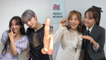 Kim SeJeong Shows Off Her Friendships With 4 Other K-Pop Idols