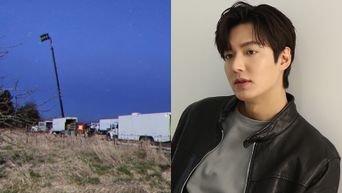 Lee MinHo Completes His Filming Of 'Pachinko' In Canada
