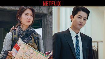 10 Most Popular Netflix Programs Currently In Korea (Based On April 1 Data)