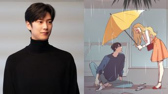 Have A Glimpse At The Webtoon 'The Jinx's Lover' With Na InWoo In Talks For Drama Adaptation