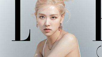 BLACKPINK Rosé For ELLE Korea Magazine June Issue