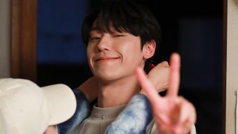 Lee DoHyun, Drama 'Youth of May' Set Behind-the-Scene