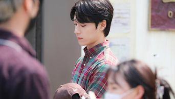 Lee DoHyun, Drama 'Youth of May' Press Conference Behind-the-Scene & Drama Set Behind-the-Scene