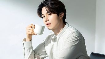 Lee DongWook, Commercial Shooting Behind-the-Scene - Part 1