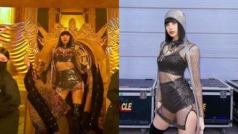 Fans Can't Stop Talking About BLACKPINK's Lisa Queen-Like Appearance On iKON's 'KINGDOM: LEGENDARY WAR' Stage