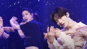 The Reason Why NU'EST MinHyun & Aron Hide Their Passcode In 'INSIDE OUT' For This Particular Stage