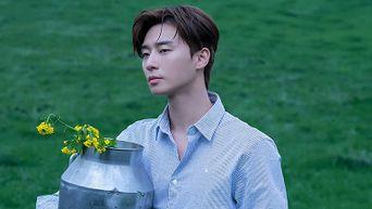 Park SeoJun, Photoshoot Behind-the-Scene