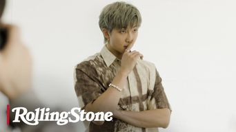 RM | The Rolling Stone Cover