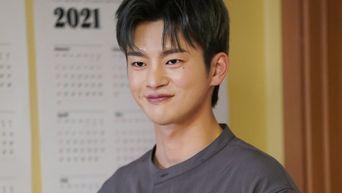 Seo InGuk, Drama 'Doom At Your Service' Set Behind-the-Scene - Part 1