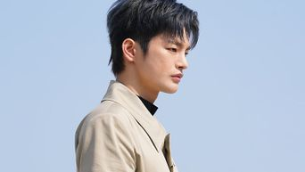 Seo InGuk, Drama Poster Shooting Of 'Doom At Your Service' Behind-the-Scene - Part 1