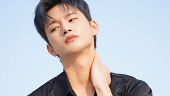 Seo InGuk, Drama Poster Shooting Of 'Doom At Your Service' Behind-the-Scene - Part 2