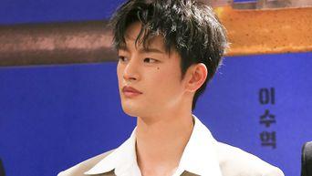 Seo InGuk, Movie 'Pipeline' Press Conference Behind-the-Scene