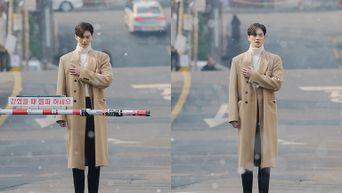 Song Kang, Drama 'Navillera' Set Behind-the-Scene - Part 4