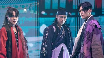 'KINGDOM : LEGENDARY WAR' IT'S ONE Dance Unit 'King and Queen' Behind Photos