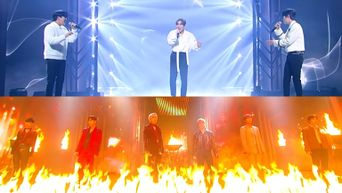 Which Team Ripped The Stage Apart During 'KINGDOM: LEGENDARY WAR' Vocal Unit Battle?