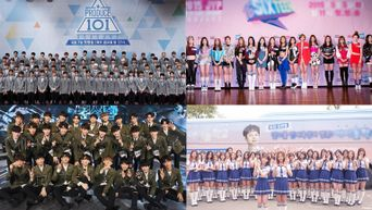 How K-Pop Survival Shows Have Evolved Across The Years