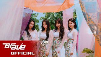 Brave Girls - 5TH MINI ALBUM 'Summer Queen' Highlight Medley