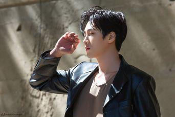 Ahn BoHyun, Photoshoot Behind-the-Scene