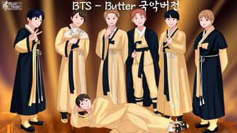 BTS - Butter (Korean Orchestra Ver)