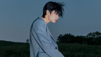 Han SeungWoo 2nd Mini Album 'Fade' Teaser Image
