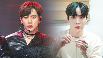 U-KISS's Jun & Jung JiSo Or ATEEZ's YunHo & Jung JiSo In 'Imitation' [Vote]