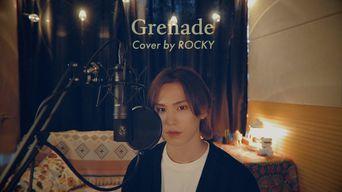 ROCKY (ASTRO) - 'Grenade(Bruno Mars)' Cover by ROCKY