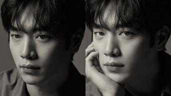Seo KangJoon, Photoshoot Behind-the-Scene