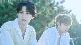 WayV's Kun & Xiaojun Single 'Back To You' Teaser Images