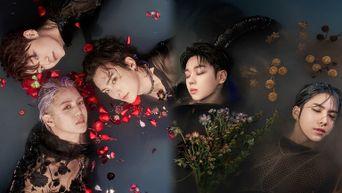 A.C.E 5th Mini Album 'SIREN:DAWN' Concept Photo SIREN_ECLIPSE Ver.