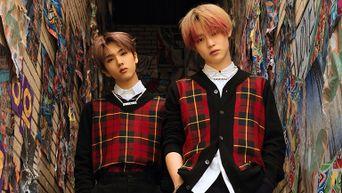 NCT DREAM 1st Full Repackage Album 'Hello Future' Concept Photo (Chenle & JiSung)