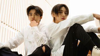 NCT DREAM 1st Full Repackage Album 'Hello Future' Concept Photo (Renjun & JaeMin)