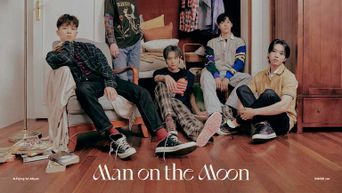 [WINNER ANNOUNCEMENT] Album Giveaway: Take The Quiz About N.Flying 'Moonshot' MV And Win A Hand Signed 1st Full-Album, 'Man on the Moon'!