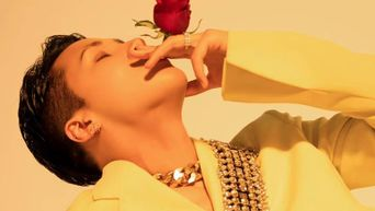 VIXX's Ravi 4th EP Album 'ROSES' Teaser Image