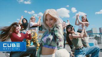 JEON SOYEON - 'BEAM BEAM' Official Music Video