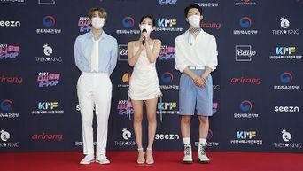 Photos - '2021 Together Again, K-POP Concert' Photo Wall