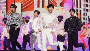 2021 Together Again, K-POP Concert 'AB6IX' Photos