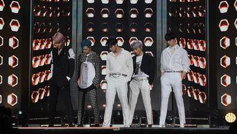 2021 Together Again, K-POP Concert 'CIX' Photos