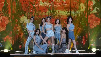 2021 Together Again, K-POP Concert 'OH MY GIRL' Photos