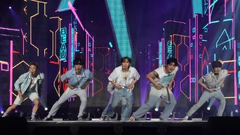 2021 Together Again, K-POP Concert 'ONF' Photos