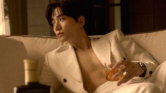 2PM's JunHo For Esquire Korea Magazine August Issue