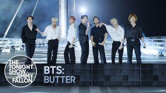 BTS: Butter | The Tonight Show Starring Jimmy Fallon