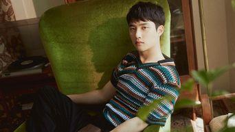 EXO's D.O Solo Debut Album '공감' Concept Photo