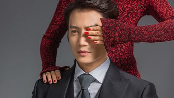 Ji Sung, Drama Poster Shooting Of 'The Devil Judge' Behind-the-Scene