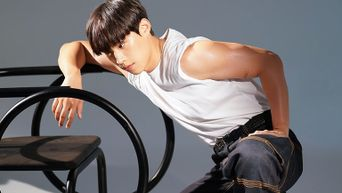 Kim SungCheol For Cosmopolitan Magazine July Issue Behind-the-Scene - Part 3