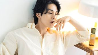 Lee DongWook For ELLE Korea Magazine July Issue Behind-the-Scene - Part 2