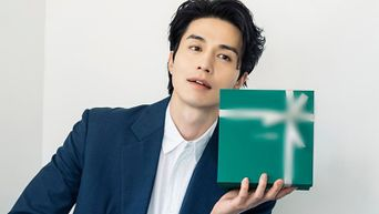 Lee DongWook For ELLE Korea Magazine July Issue Behind-the-Scene - Part 3