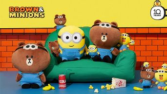 """LINE FRIENDS Teams Up With Illumination's MINIONS To Globally Drop The  """"MINIONS X BROWN & FRIENDS"""" Collection"""