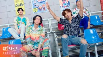 [MV] RAIN, MONSTA X, Brave Girls, ATEEZ - 'Summer Taste'